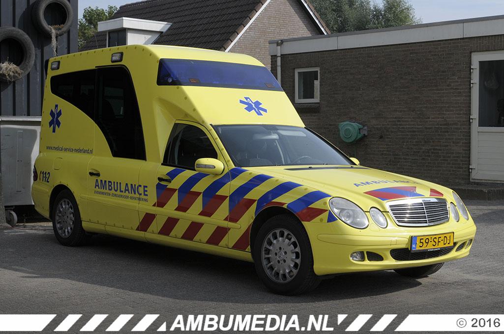 Wensambulance Gelderland-zuid Image