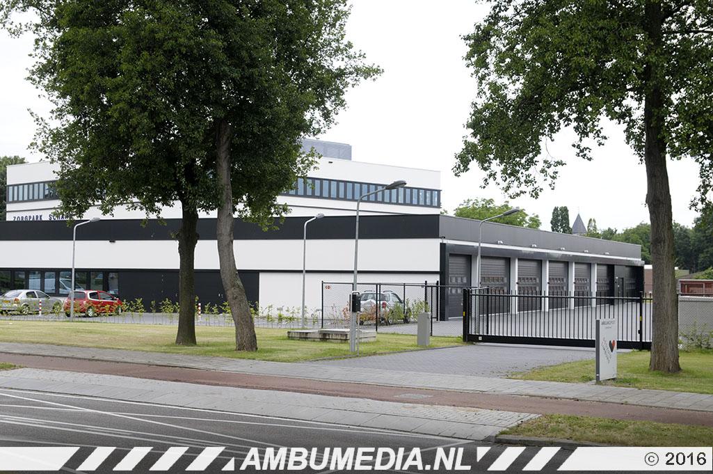 Ambulancepost Maastricht Image