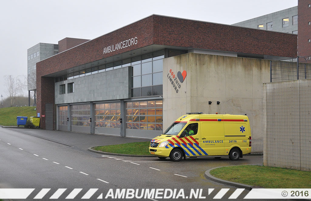 Ambulancepost Geleen Image