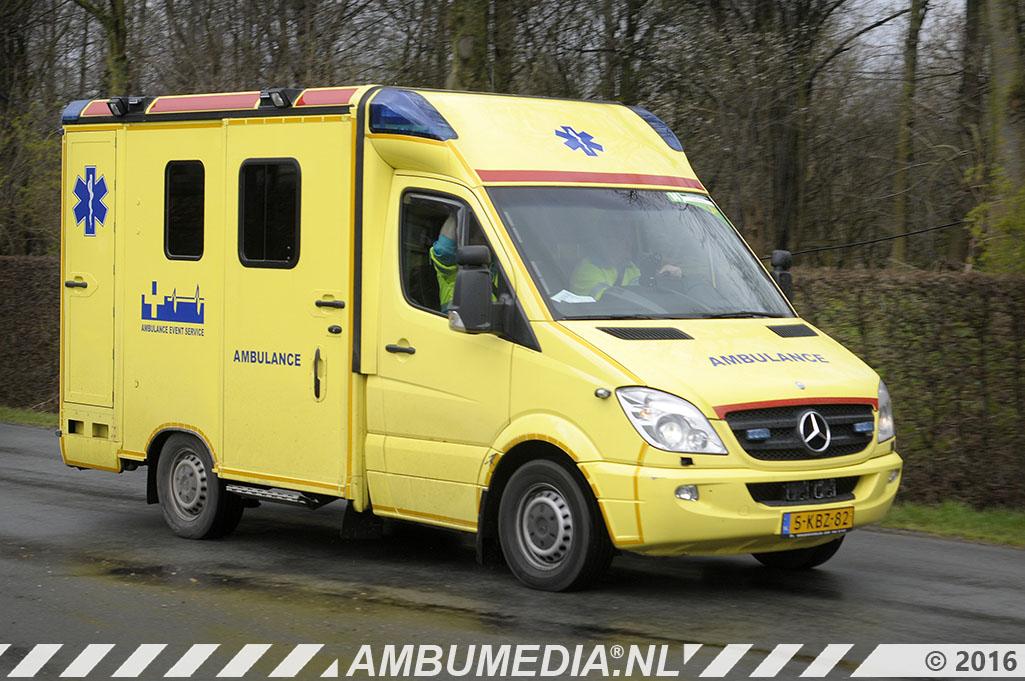 AES ambulance Image