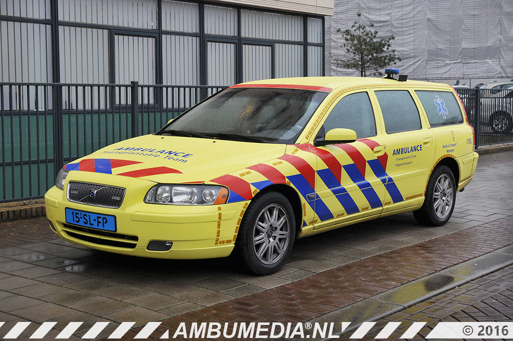 Medical Transport Nijmegen (8) Image
