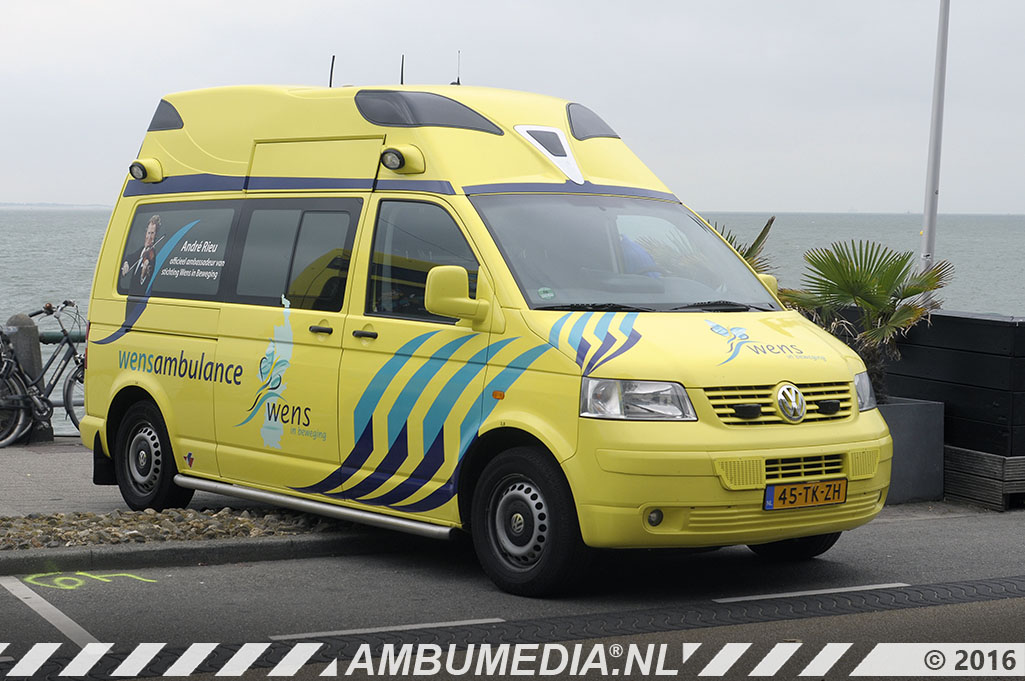 Wensambulance Limburg Wens in Beweging (1) Image