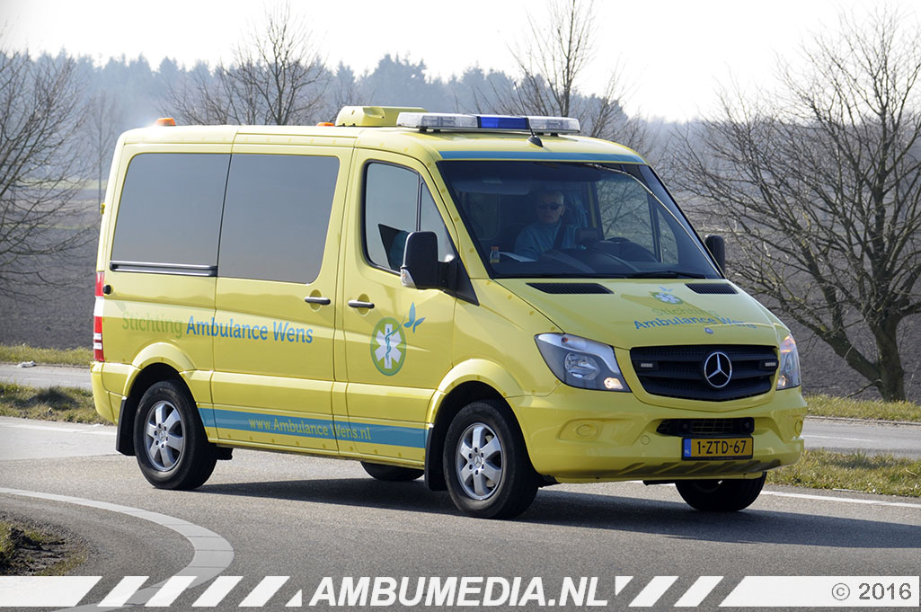 Stichting Ambulance Wens (5) Image