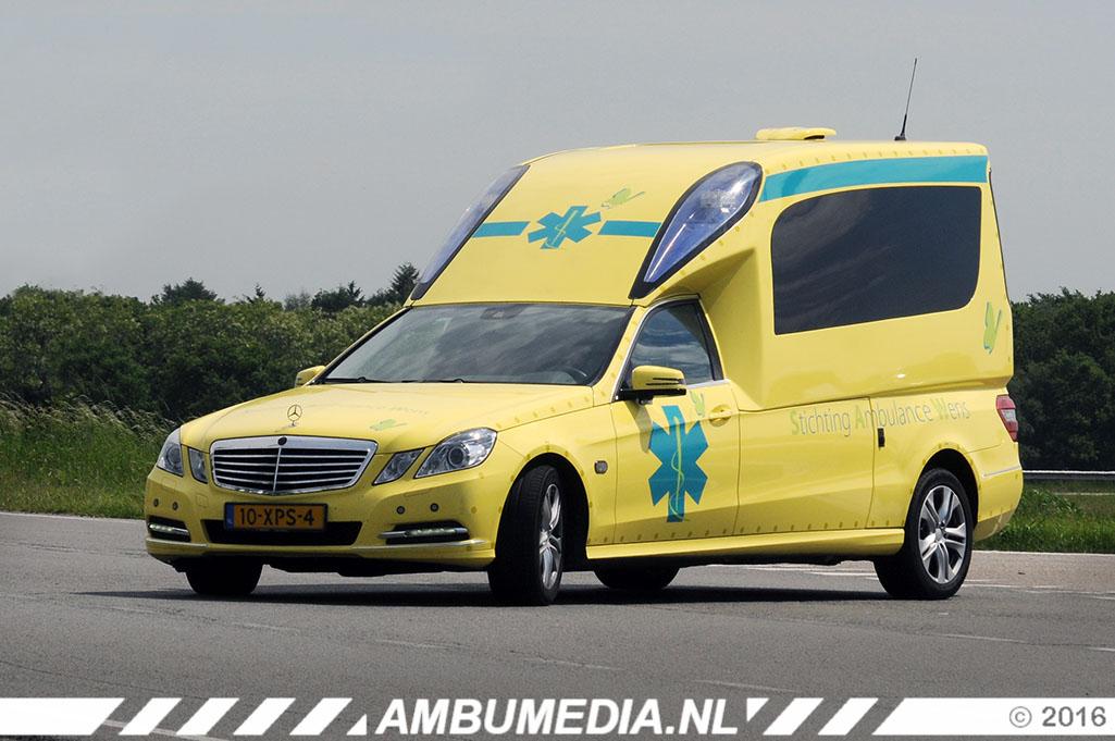 Stichting Ambulance Wens (2012-2017) Image