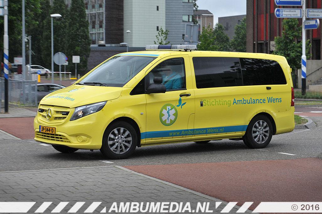 Stichting Ambulance Wens (6) Image