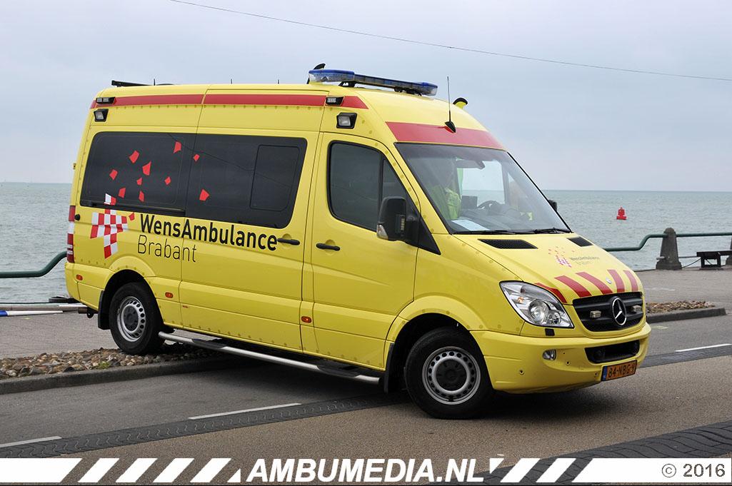 Wensambulance Brabant (1) Image