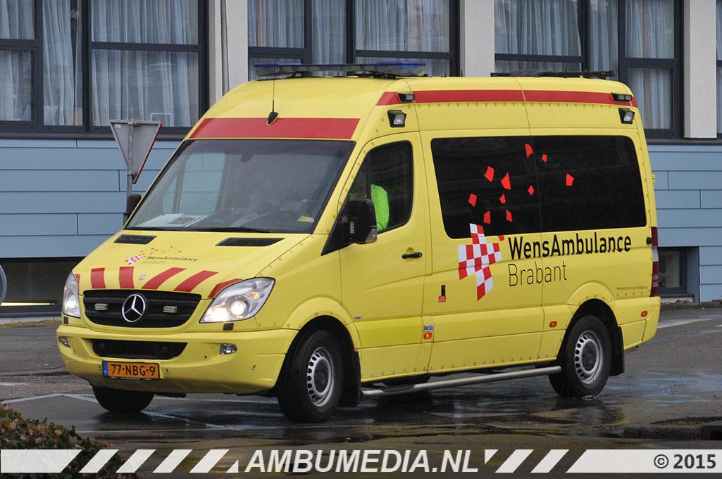 Wensambulance Brabant (3) Image