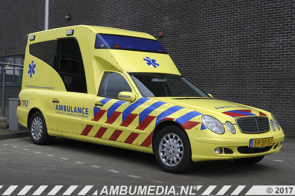Medical Service Nederland Image