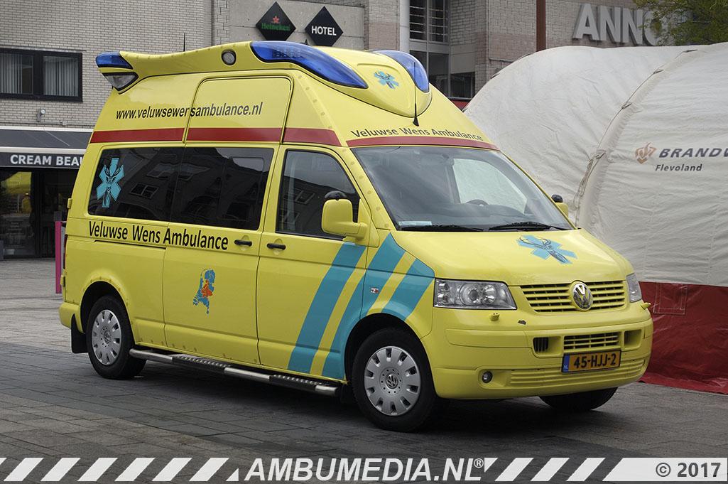 Veluwse Wensambulance (2) Image
