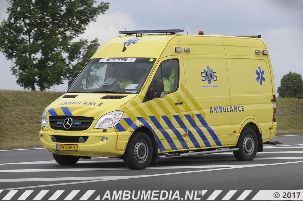 EMS sprinter Image