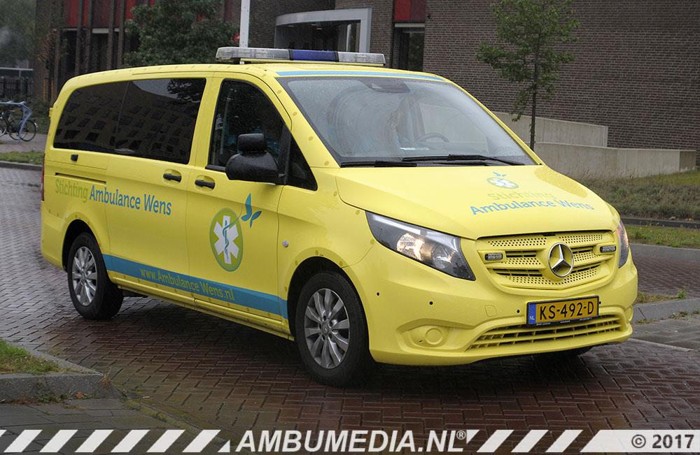 Stichting Ambulance Wens (2) Image