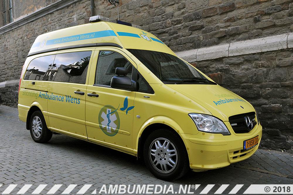 Stichting Ambulance Wens (3) Image