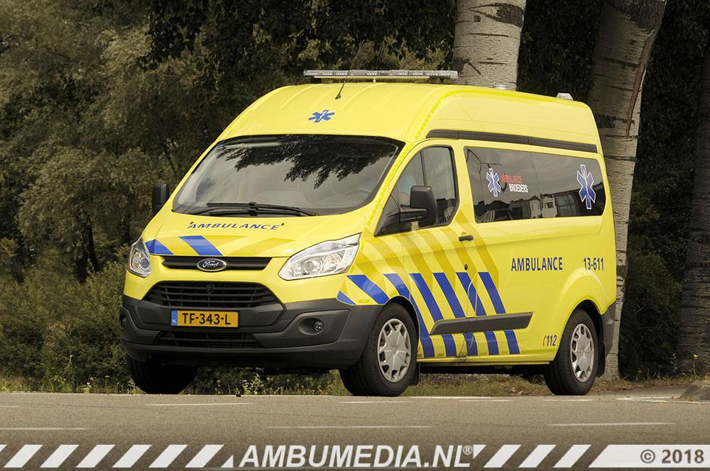 13-611 AmbulanceBroeders Image