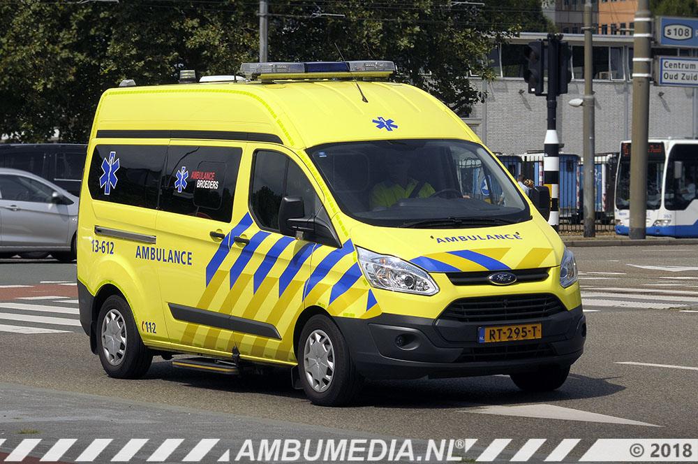 13-612 AmbulanceBroeders Image