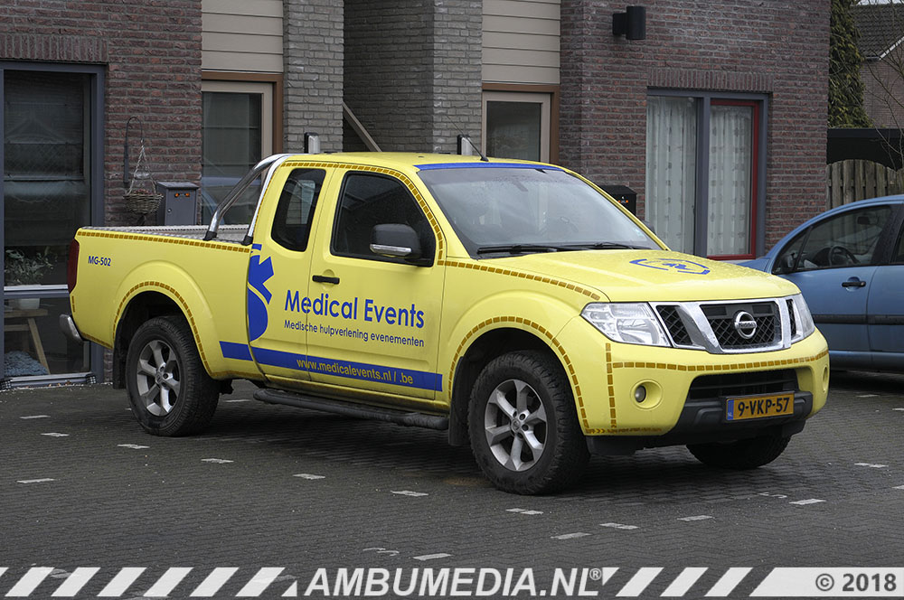 Medical Events MG-502 Image