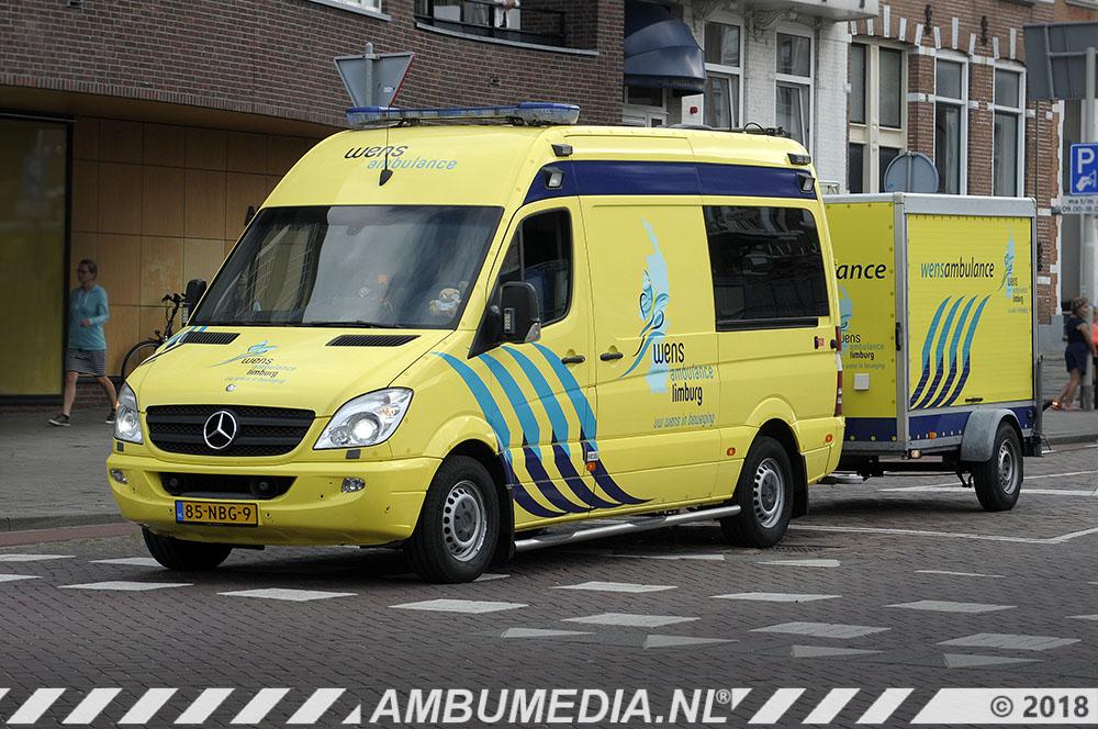 Wensambulance Limburg Wens in Beweging (3) Image