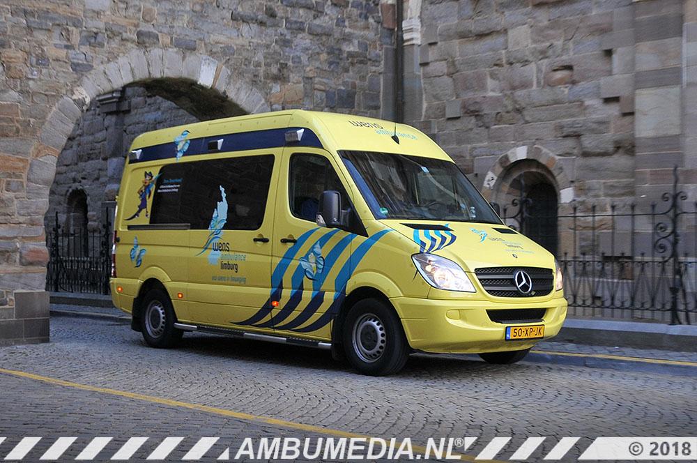 Wensambulance Limburg Wens in Beweging (2) Image