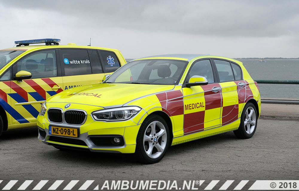 AES - Medical car Image