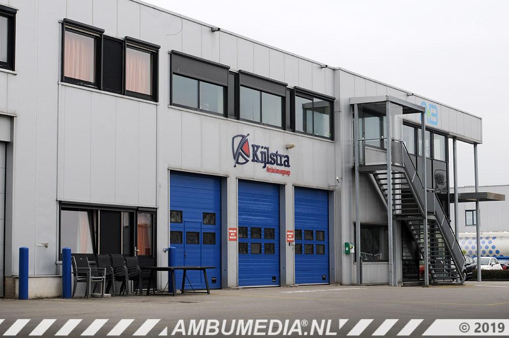Ambulancepost Heerenveen Image