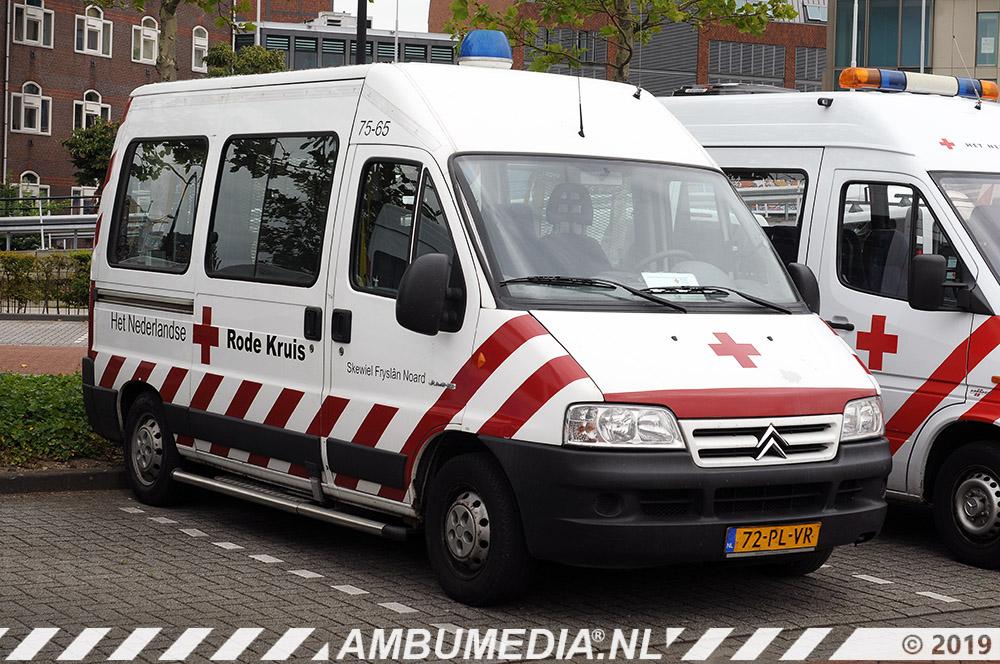 Afd. Skewiel Fryslân Noard 75-65 Image