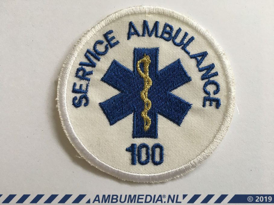 - Ambulance 100 Image