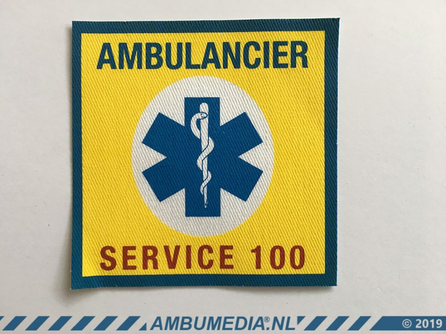 - Ambulancier Image