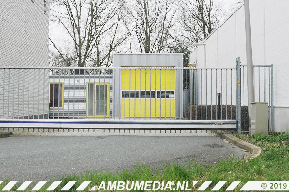 08-Ambulancepost Nijmegen-West Image