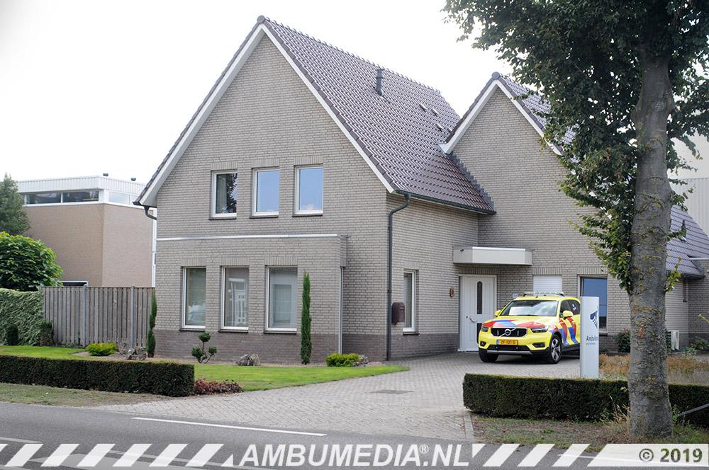 23-ambulancepost Horst Image