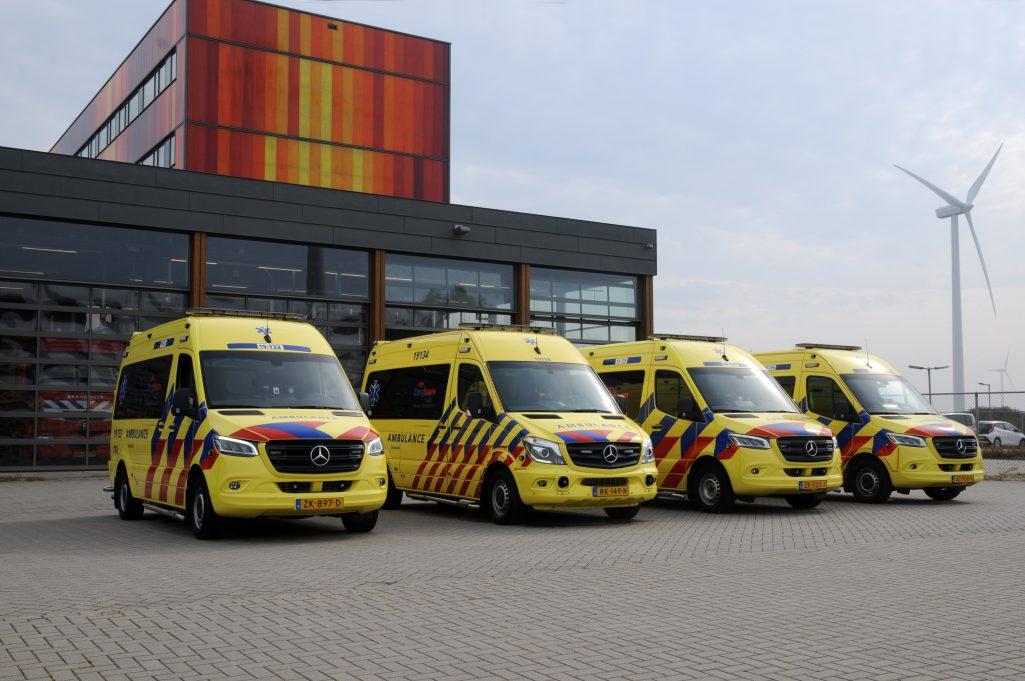 19-ambulancepost Terneuzen Image