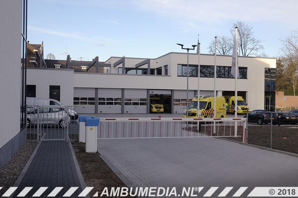 Ambulancepost Heerlen Image