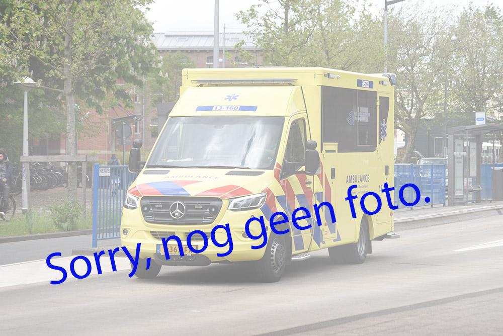 Wensenambulance Amsterdam 13-368 Image