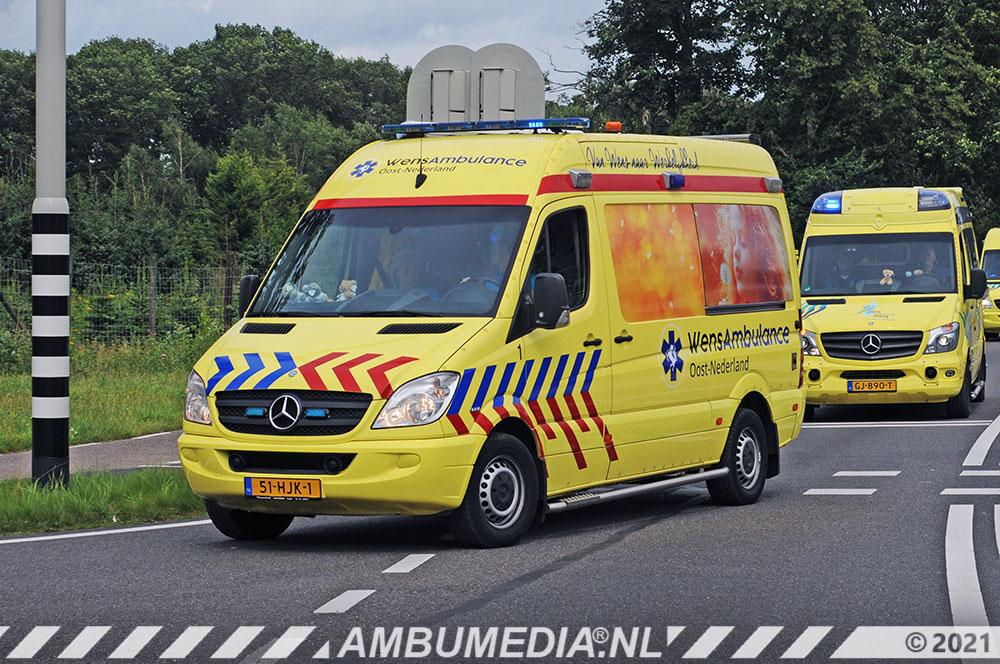 Wensambulance Oost-Nederland 1 Image
