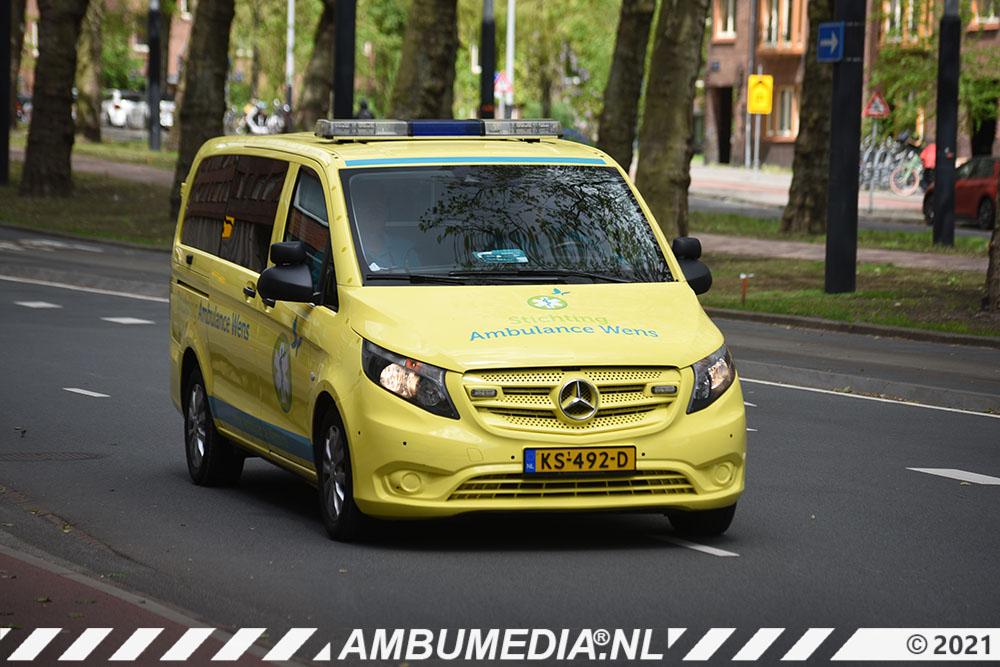 Stichting Ambulance Wens (4) Image