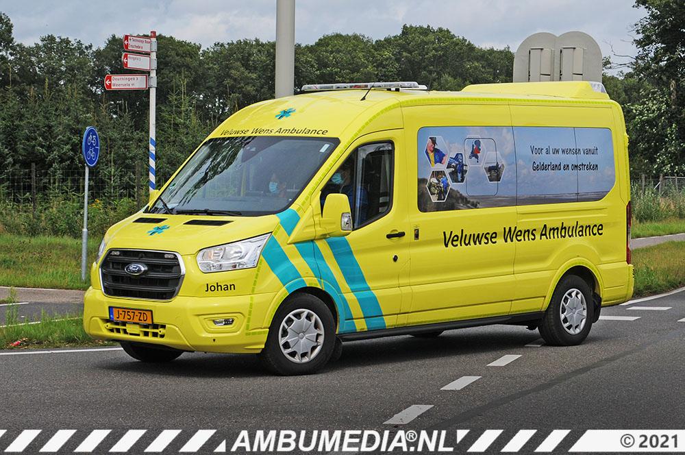 Veluwse Wens Ambulance (3) Image