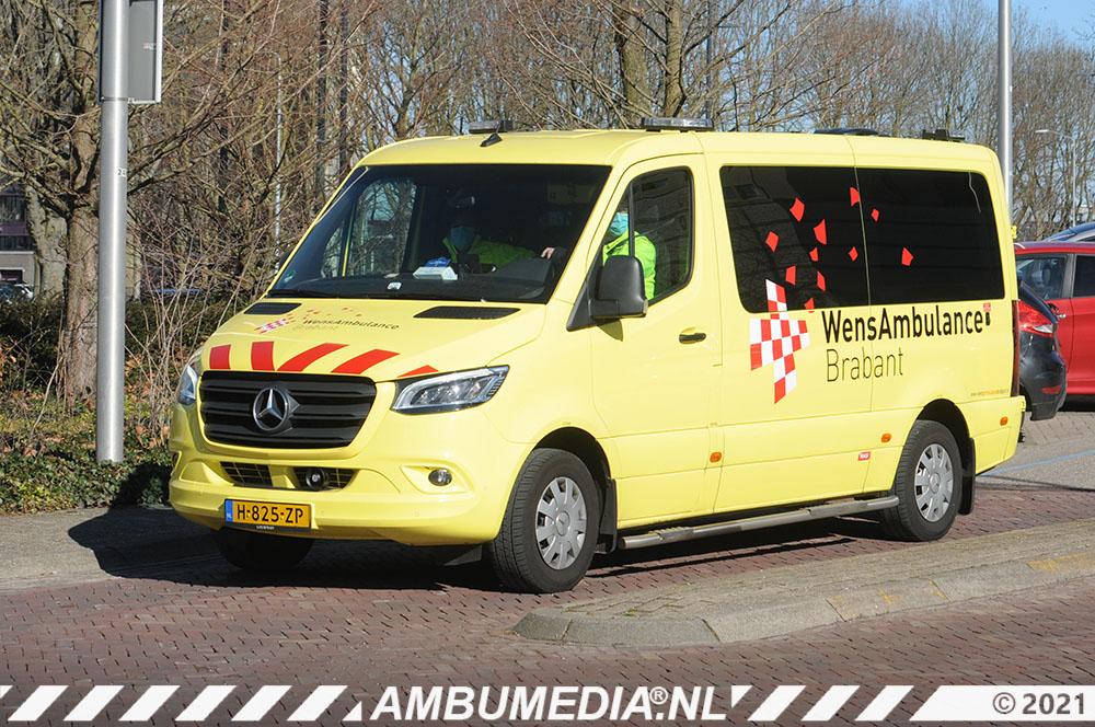 Wensambulance Brabant (5) Image