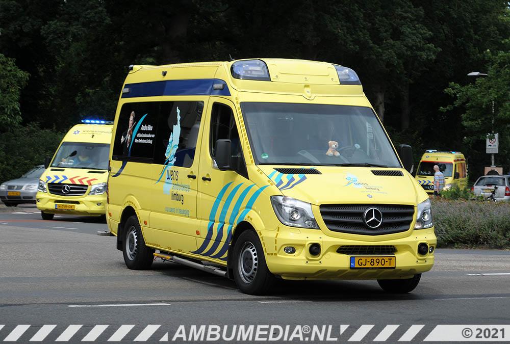 Wensambulance Limburg (1) Image