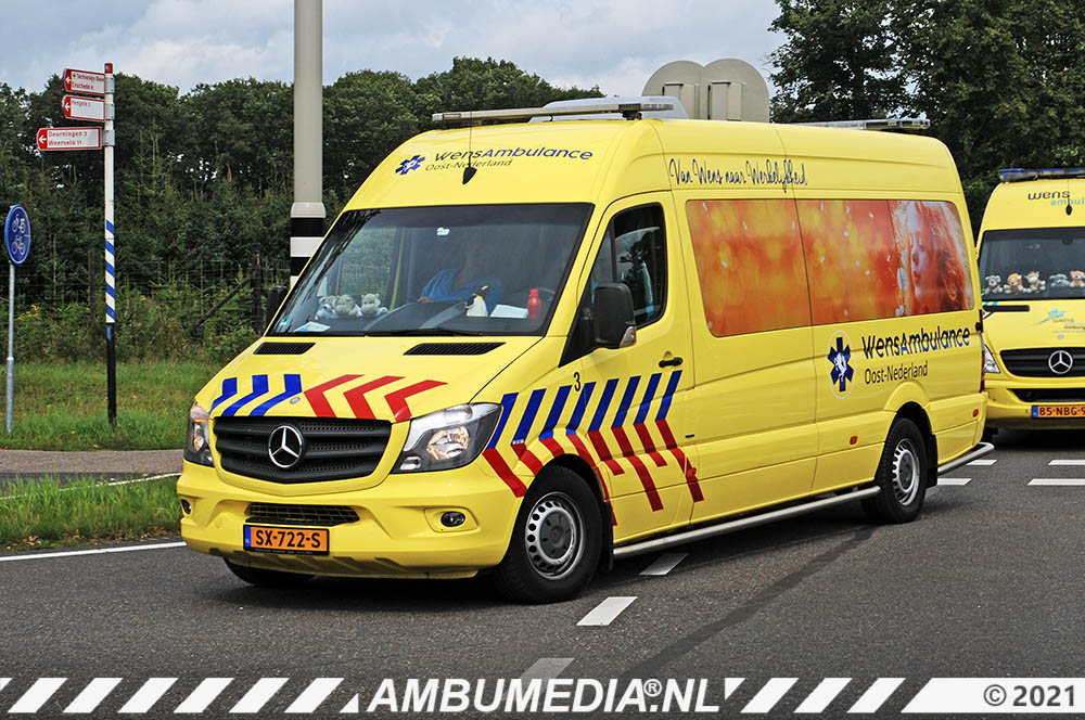 Wensambulance Oost-Nederland 3 Image