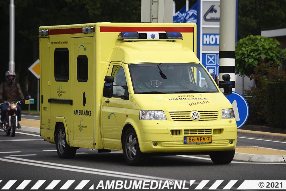 Wensambulance Utrecht Image